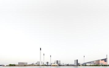 Luca Lupi, Landscape, Copenaghen, 2016, archival pigment print. 20x32 cm