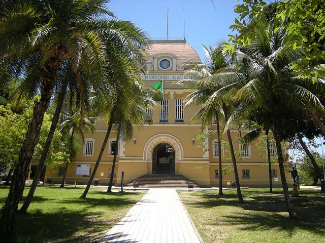 museu astronomia