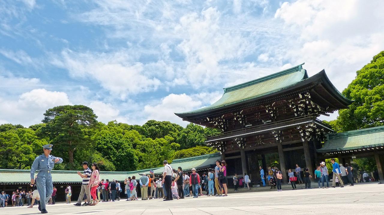 santuario_Meiji Jingu