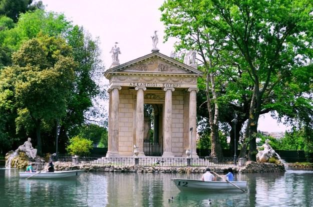 villa-borghese roma