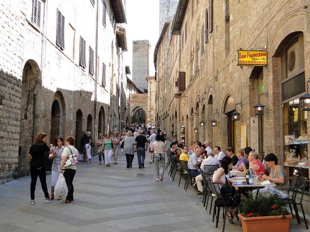 San Gimignano_toscana