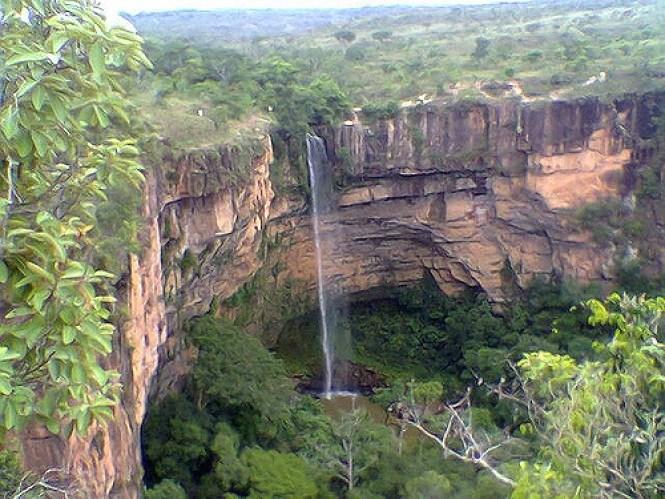 parque-nacional-chapada-dos-guimaraes-veu da noiva