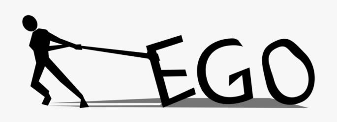Ego - SEU EGO QUE TE ATRAPALHA MUDAR DE VIDA