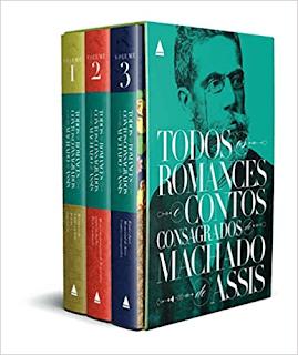 obras machado de assis - O DUELO DE IDENTIDADE DE MACHADO DE ASSIS