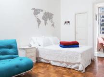 Our Rio de Janeiro sublet apartment.