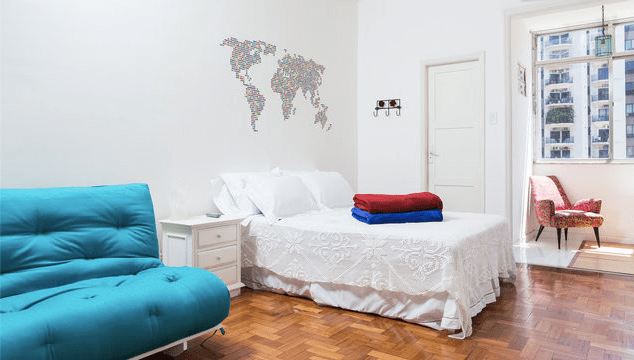 Rio de Janeiro sublet apartment
