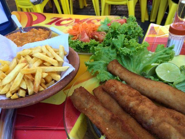 Fish Market, Florianopolis