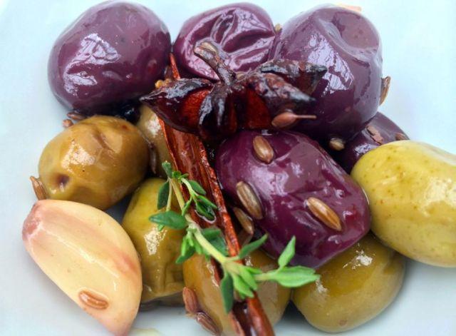 olives astrid y gaston
