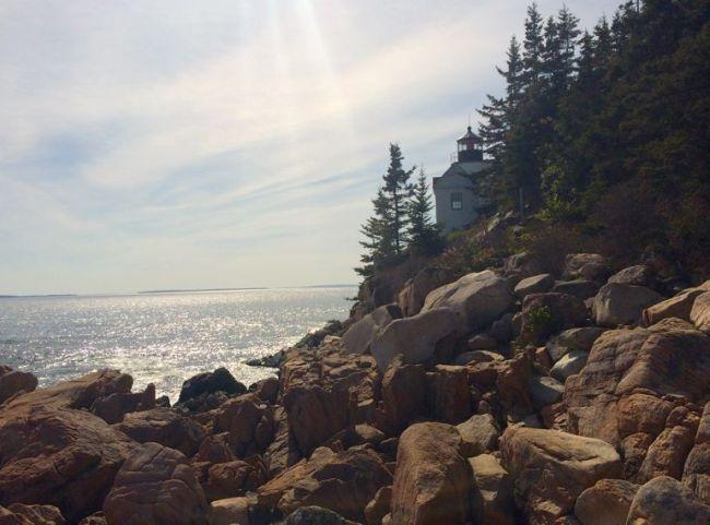 Bass Head Harbor Lighthouse