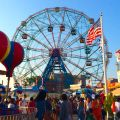 Coney Island Wonder Wheel Luna Park