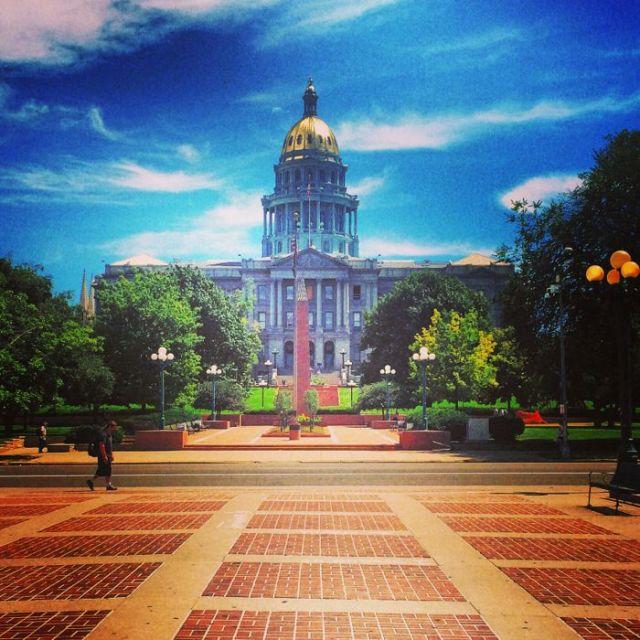 Denver's Capitol