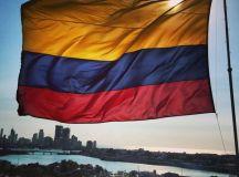 Viva Colombia!