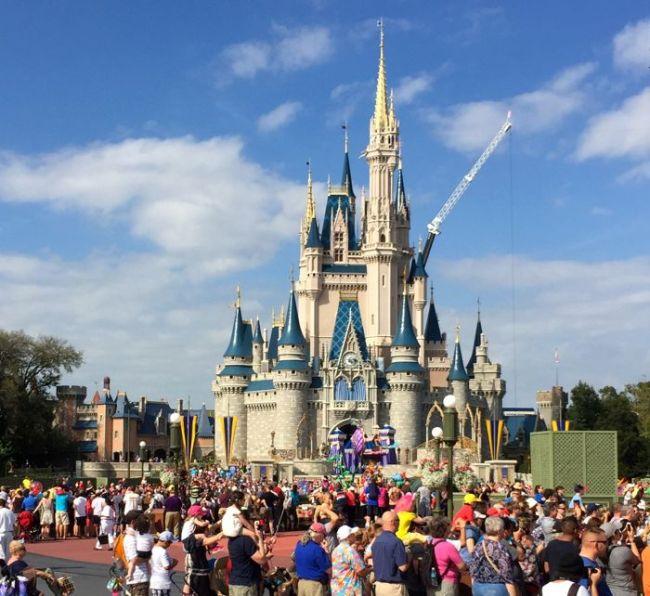 Walt Disney World, Magic Kingdom