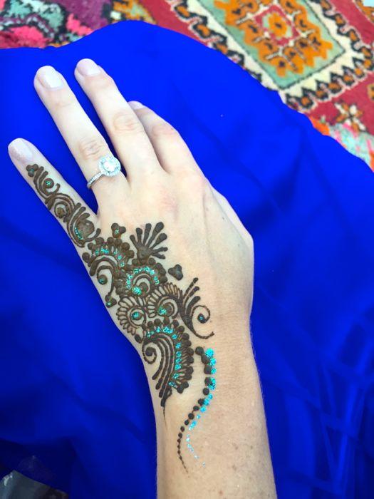 Henna, mehndi