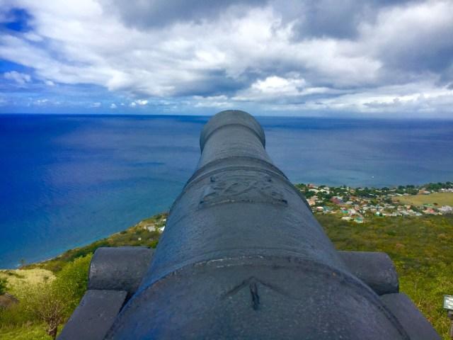Brimstone Hill, St. Kitts