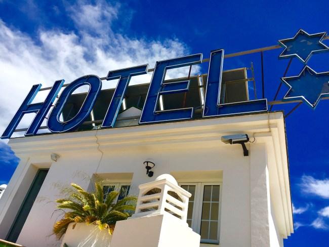 Hotel Bajamar, Nerja, Spain