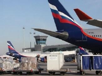 Aeroflot baggage