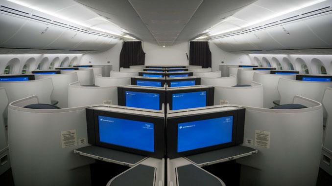 Aeromexico reveals interior of it 39 s boeing 787 9 for Interior 787 aeromexico