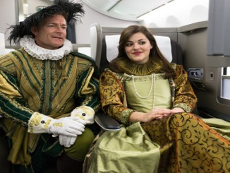 To BA or not BA - On-Bard entertainment from British Airways