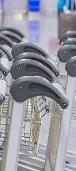 Heathrow completes trial to improve supply of baggage trolleys