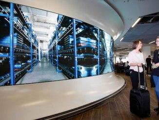 Frankfurt Airport opens Entertainment Gate