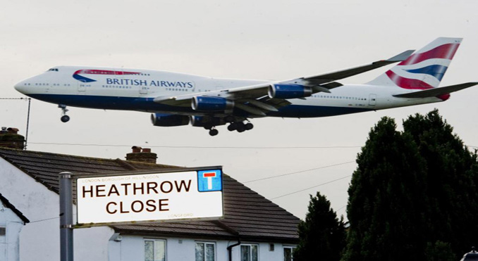 Heathrow would cost UK £20 to 25bn in public health