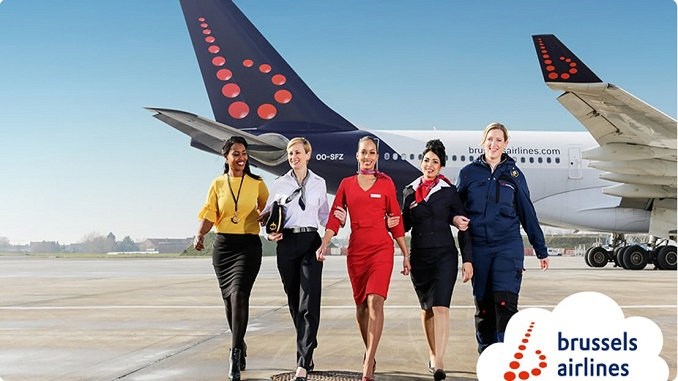 International Women's Day - Brussels Airlines