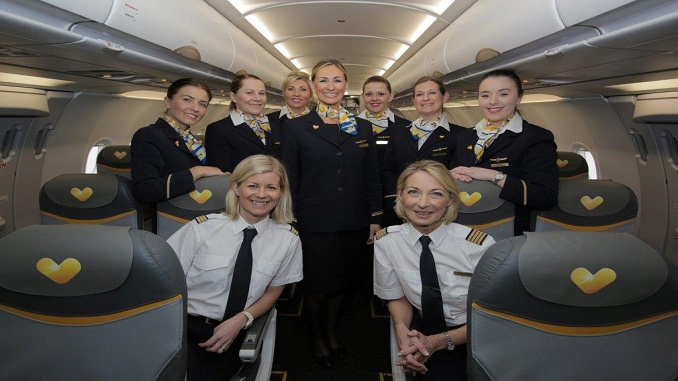 IWD 2018 - Thomas Cook Airlines