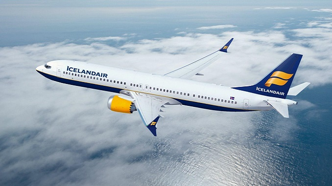 Icelandair inflight connectivity from ViaSat coming on 737 ...  Icelandair infl...