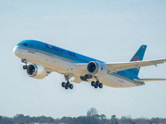 Korean Air gets its first Boeing 787