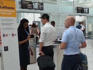 Lufthansa SmartDepart