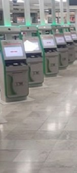 Mexico introduces Automated Border Control kiosks at 3 airports