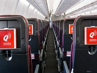 Qantas adds free Foxtel, Netflix and Spotify on domestic flights