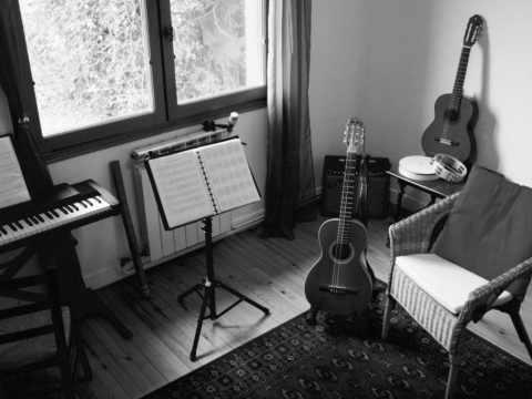 cours de guitare annecy