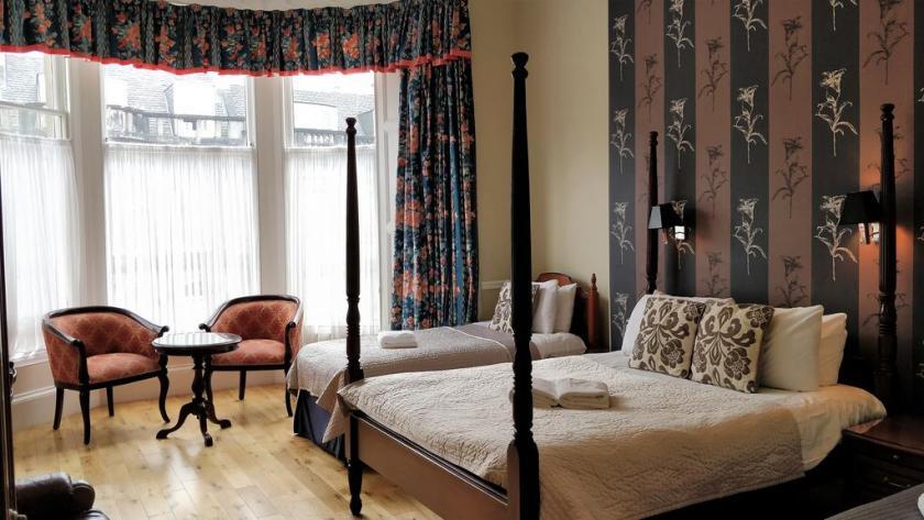 Dormire a Edimburgo West End