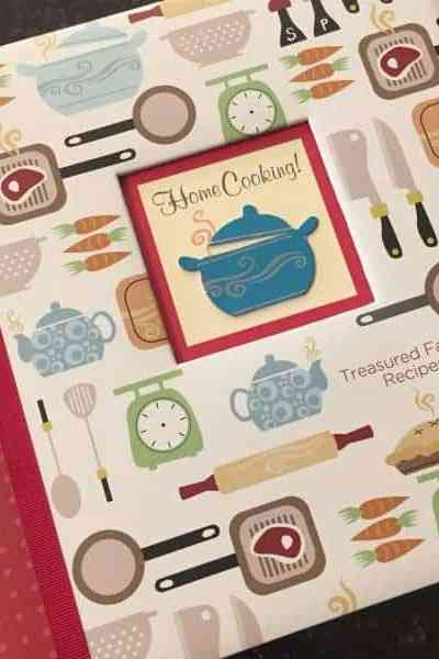 Pass Down Family Recipes and Treasured Memories