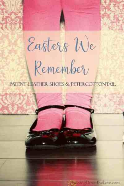 An Easter Song:  Memories of Peter Cottontail