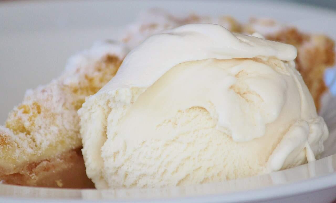 Favorite Homemade Vanilla Ice Cream