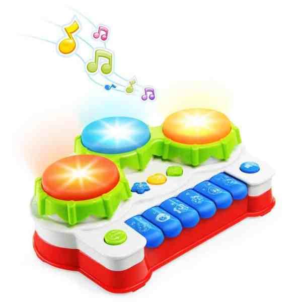 noisy piano