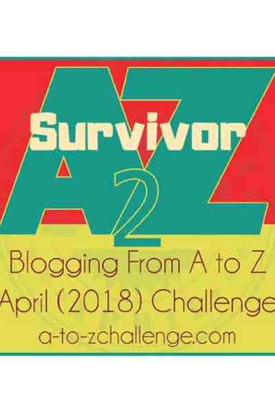 Reflections: The #AtoZChallenge