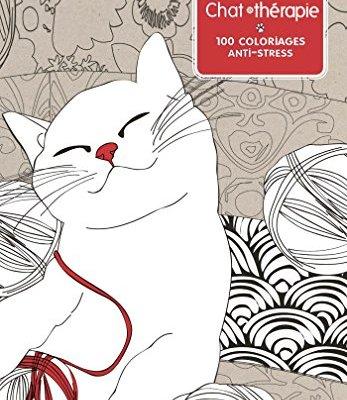 Chat-thrapie-100-coloriages-anti-stress-0
