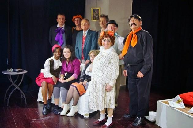 La Compagnie « Les Tréteaux du sud »