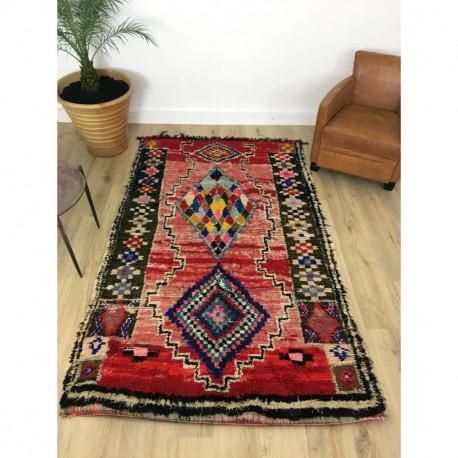 tapis berbere boujad 234 140