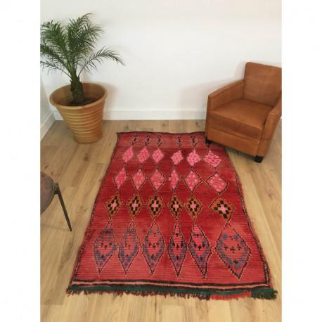 tapis berbere boujad 188 126