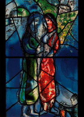 Image result for chagall rebecca aND isaac