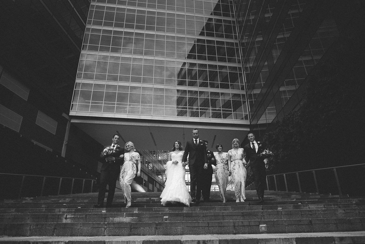 Wedding at All Smiles Docklands