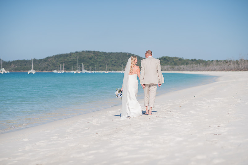 Whitsunday's wedding love.