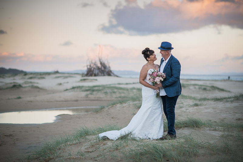 Inverloch beach wedding