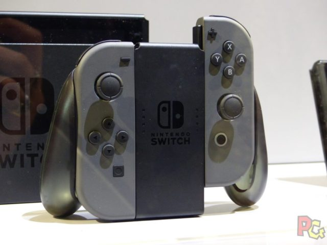 Essai Switch - Joy Con détaché