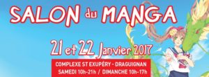 Salon du Manga Draguignan